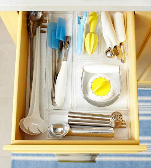 Ấn tượng mẫu tủ bếp đẹp và cực tiện - 8