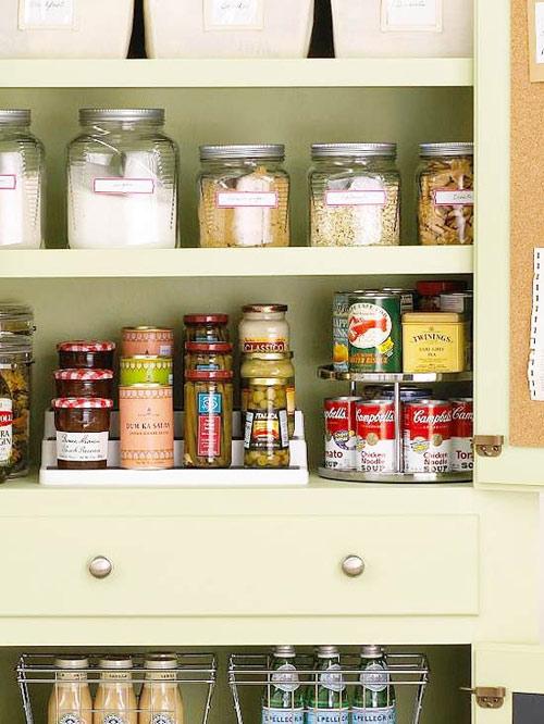Ấn tượng mẫu tủ bếp đẹp và cực tiện - 9