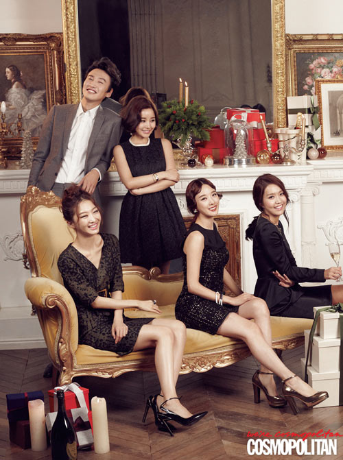 co gia su cua the heirs don giang sinh tren tap chi - 6