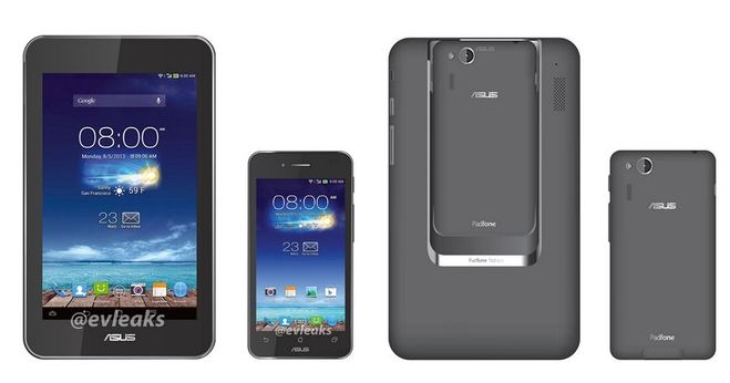 "lo anh smartphone ""bien hinh"" padfone mini - 1"