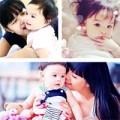"""Làm mẹ - Con gái Phạm Quỳnh Anh đẹp """"mê tơi"""""""