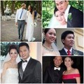 Làng sao - Hoa hậu kết hôn: Người lặng lẽ, kẻ ồn ào