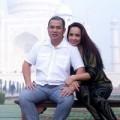 """Làng sao - Vợ chồng Thúy Hạnh sang Ấn """"hâm nóng"""" tình yêu"""