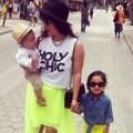 Làm mẹ - Gặp mẹ bé gốc Việt style nhất internet