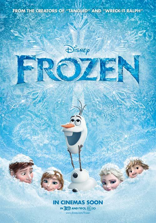 phim frozen: nhung anna va elsa giua doi thuc - 1