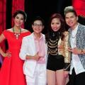 Làng sao - The Voice 2013 suýt đạt kỷ lục giá quảng cáo