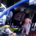 Tin tức - TQ: Bé trai bị lột truồng, trói giữa trời lạnh