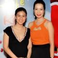 Làng sao - Kim Thư lộ diện sau vụ bị ném mắm tôm đòi nợ