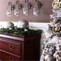 Nhà đẹp - Làm quả cầu thủy tinh trang trí Noel