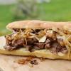 Bếp Eva - Bánh mì sandwich kẹp thịt ngon khó cưỡng
