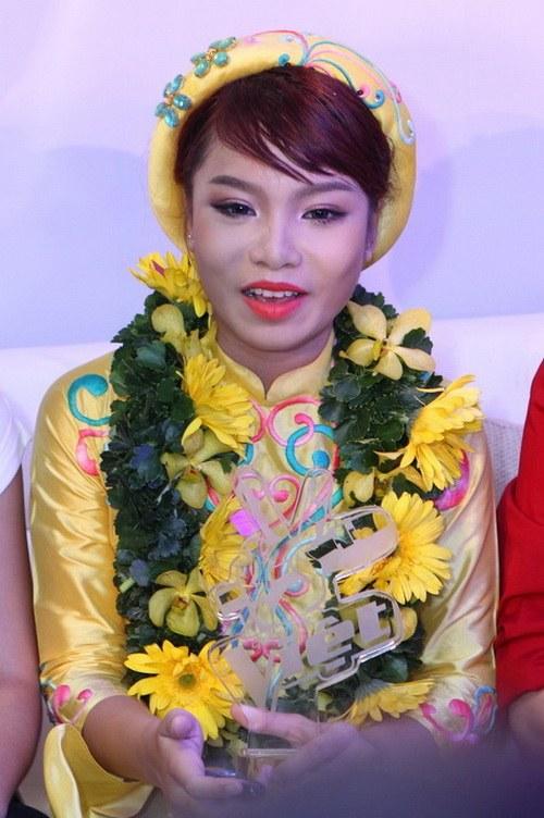 mỹ linh khong phục két quả the voice? - 1