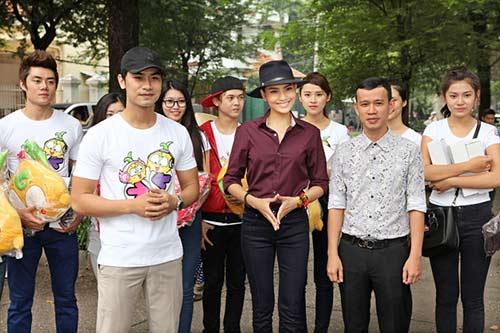 "truong thi may xinh dep du ""chuan men"" - 7"