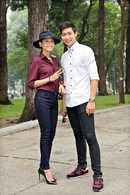 "truong thi may xinh dep du ""chuan men"" - 5"