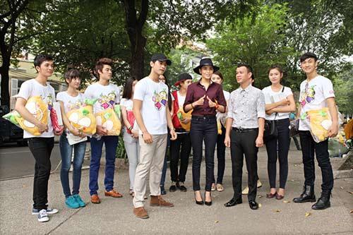 "truong thi may xinh dep du ""chuan men"" - 8"
