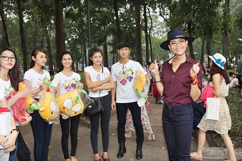 "truong thi may xinh dep du ""chuan men"" - 9"