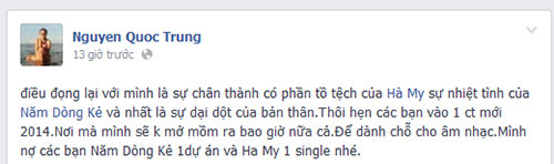 "quoc trung tuyen bo ""cach mat"" the voice - 5"