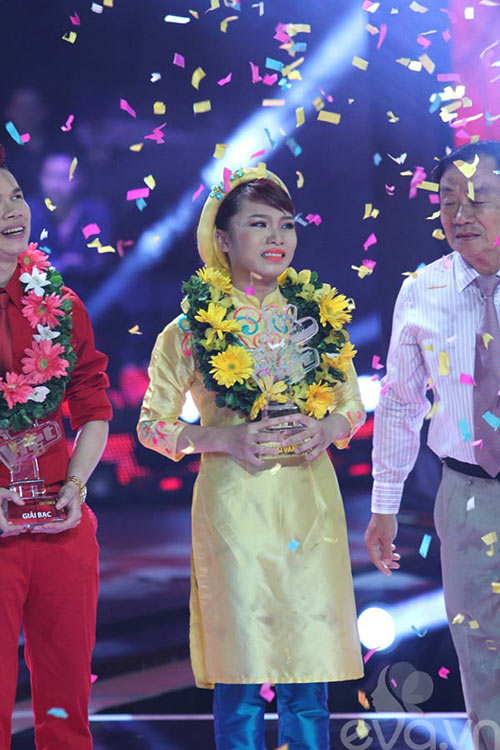 "quoc trung tuyen bo ""cach mat"" the voice - 1"