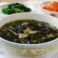 Bếp Eva - Canh thịt bò rong biển hương vị Hàn