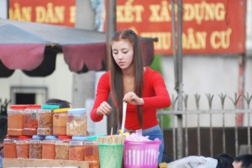 anh the qua xinh: 1 co gai bong noi tieng - 9