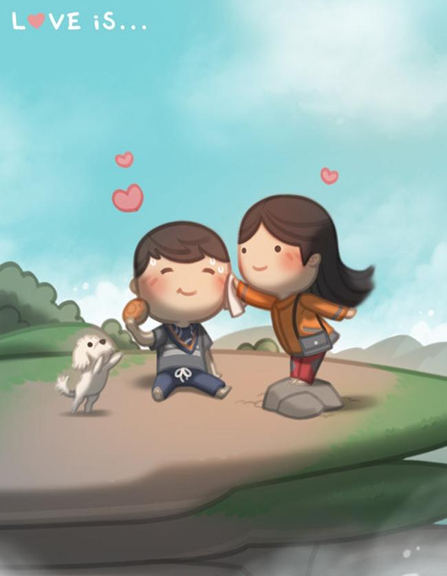 Tình yêu là gì?