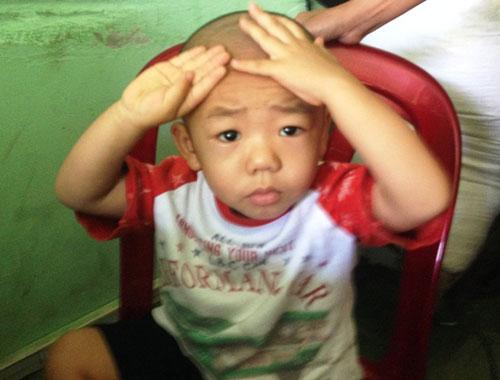 "hanh ha tre da man: phu huynh doi ""xu"" bao mau - 6"