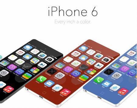 iphone 6 doc dao voi tinh nang quet vong mac mat - 1