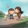 """Tình yêu - Giới tính - Bộ ảnh cực """"cute"""": Tình yêu là gì?"""