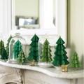 Mẹo vặt gia đình - Đón Giáng sinh bằng cây thông giấy