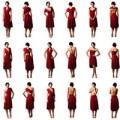 Thời trang - Độc đáo: 1 kiểu váy 50 cách mặc!