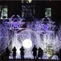 Nhà đẹp - Noel huyền ảo trên đại lộ Champs Elysees
