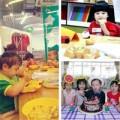"""Làm mẹ - """"Đột nhập"""" lớp mẫu giáo con sao Việt"""