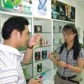 Mua sắm - Giá cả - Nước hoa đắt tiền từ hàng chợ Trung Quốc