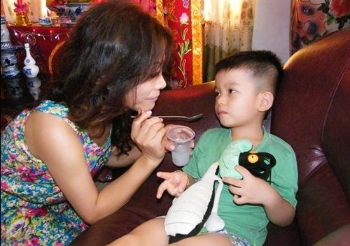 con trai nuoi di yen quynh giong het subeo - 4