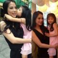 Làng sao - Trương Ngọc Ánh hạnh phúc bên con gái