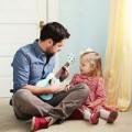 Làm mẹ - Xúc động bộ ảnh bố đơn thân và con gái