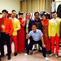 Nghệ sỹ hài Nam - Bắc tụ họp trong Gala cười 2014
