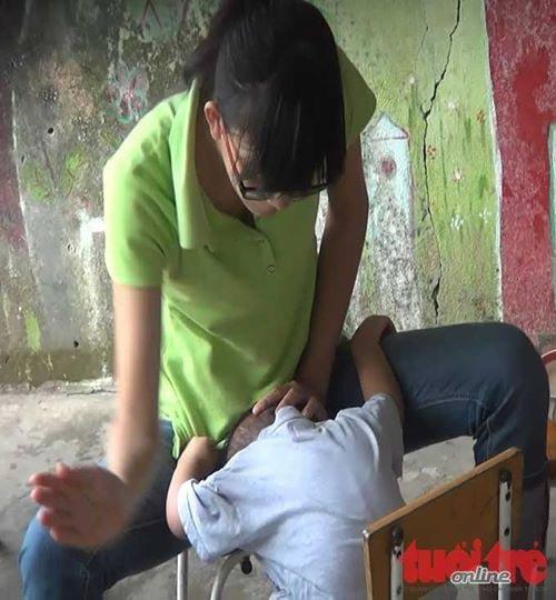 """vu bao mau hanh ha tre: """"khong phai hiem"""" - 2"""