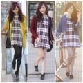 Thời trang - 1 chiếc váy dạ - 4 gợi ý mặc đẹp