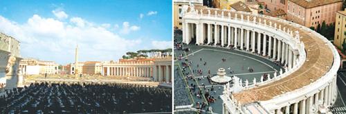 vatican: the gioi thu nho cua kien truc, hoi hoa y - 5