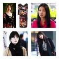 Thời trang - 4 sao nữ thời trang nhất trên phim Hàn 2013