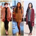 Thời trang - Soi xì tai phái đẹp Hà Thành ngày giá rét