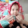 Làng sao - Con gái Bích Huyền lai Tây càng lớn càng xinh