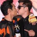 Làng sao - Những nụ hôn đồng tính gây tranh cãi Cbiz