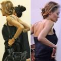 Làng sao - Angelina Jolie lộ thân hình gầy trơ xương