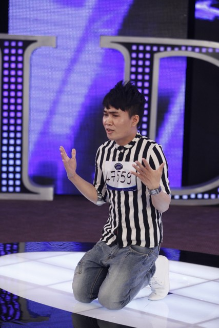giam khao idol hoang khi quan kun quy xin - 1