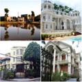 Nhà đẹp - Top biệt thự 'khủng' nhất của đại gia Việt (P2)