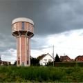 Nhà đẹp - Nhà siêu độc nằm gọn trong... tháp nước