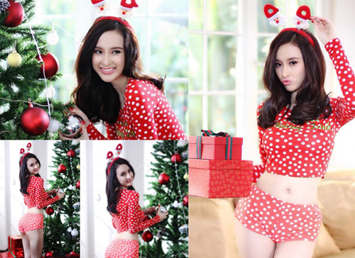 "my nhan noel: bao anh goi cam ""at"" thuy top? - 7"