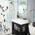 Nhà đẹp - 'Kéo rộng' phòng tắm chật