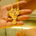 Mua sắm - Giá cả - Giá vàng giảm còn 35,1 triệu đồng/lượng